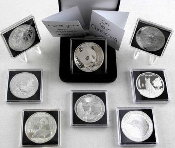 4-moedas-de-prata-antigas